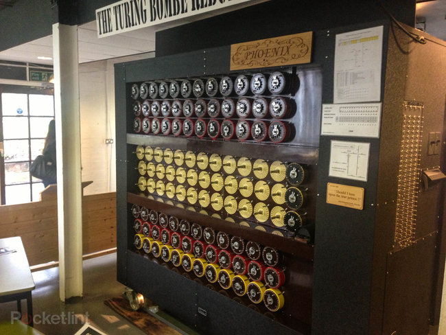 Whatever happened to Block D at Bletchley Park? We go inside the codebreaking building - photo 25