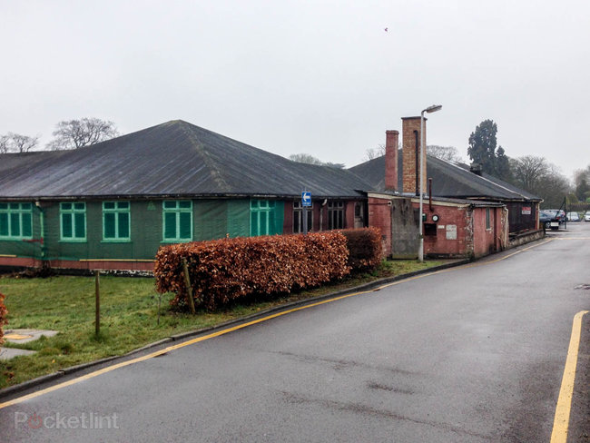 Whatever happened to Block D at Bletchley Park? We go inside the codebreaking building - photo 6