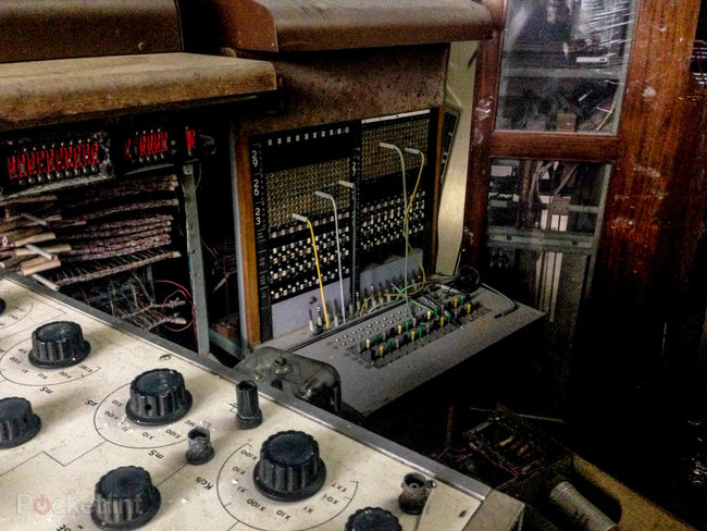 Whatever happened to Block D at Bletchley Park? We go inside the codebreaking building - photo 7