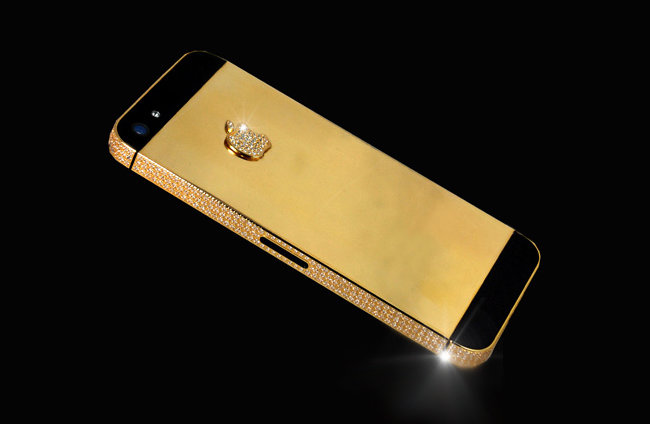 iPhone 5 Black Diamond will set you back a cool £10 million - photo 2