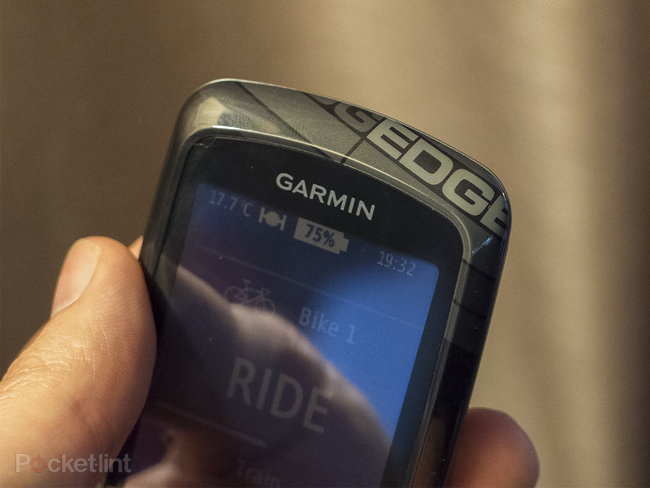Hands-on: Garmin Edge 810 review - photo 14