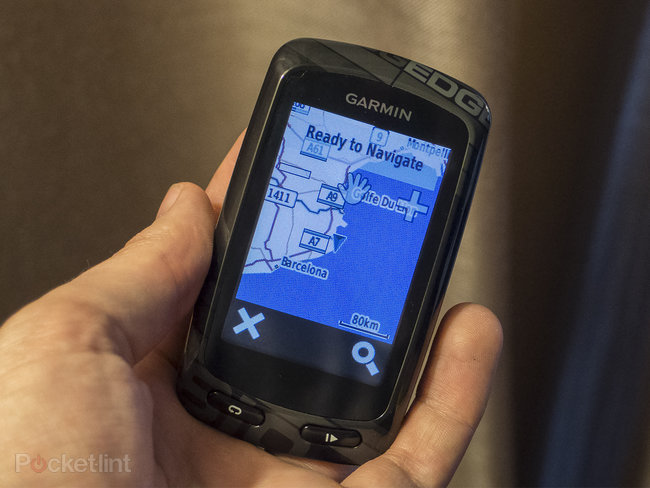 Hands-on: Garmin Edge 810 review - photo 16