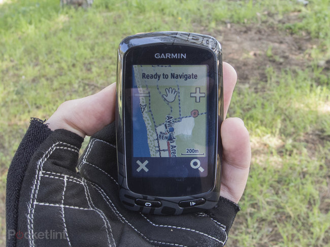 Hands-on: Garmin Edge 810 review - photo 5