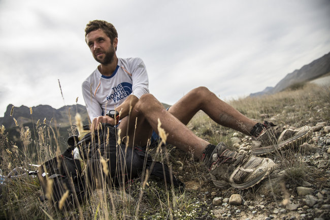 How tech helped Jez Bragg complete 53 day ultra-run across New Zealand - photo 1