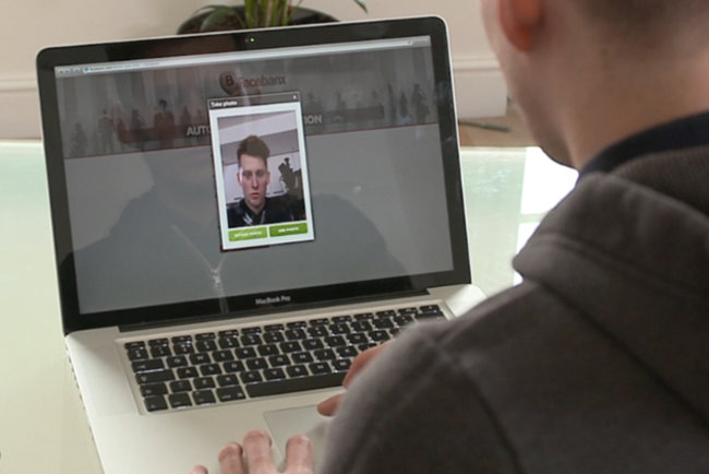 Facebanx web, smartphone and tablet face recognition tech aims to stop identity fraud online - photo 1