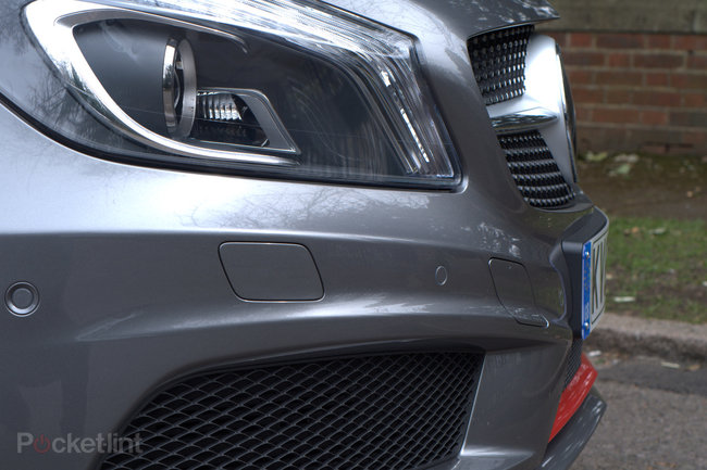 Mercedes A Class 250 BlueEFFICIENCY engineered by AMG pictures and hands-on - photo 8