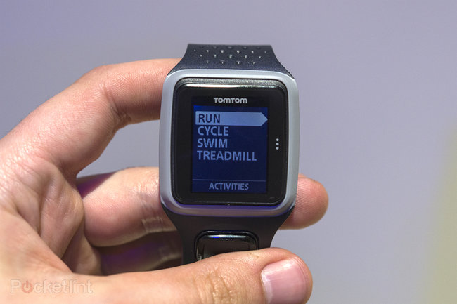 TomTom Multi-Sport GPS sports watch pictures and hands-on - photo 4
