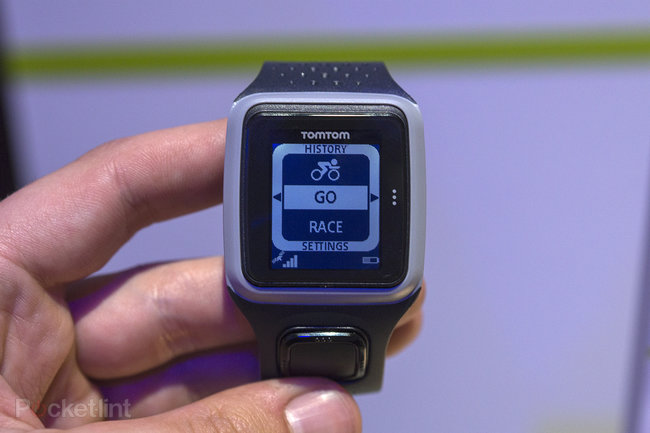 TomTom Multi-Sport GPS sports watch pictures and hands-on - photo 8