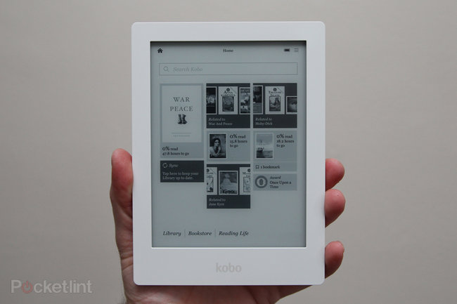 Kobo Aura HD pictures and hands-on - photo 1