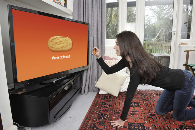 Weetabix trials Pay-by-Picture scheme, sweet snacks for smartphone snaps - photo 2