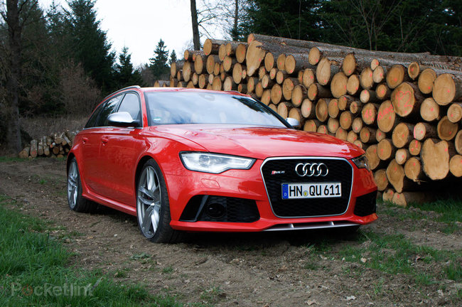 Audi RS6 Avant pictures and hands-on - photo 4