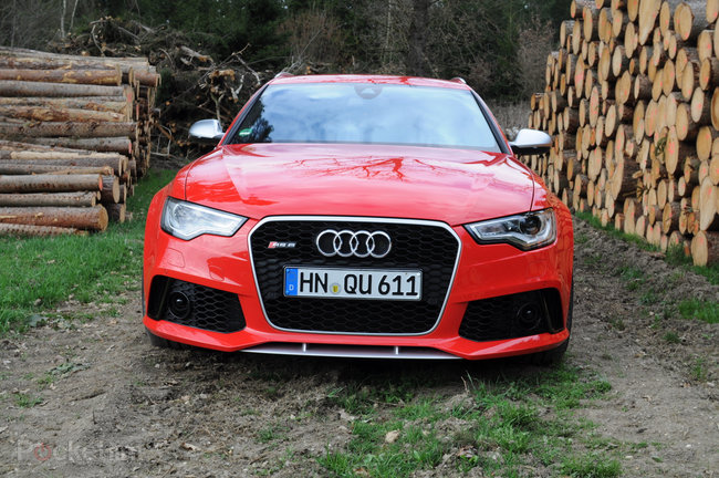Audi RS6 Avant pictures and hands-on - photo 1
