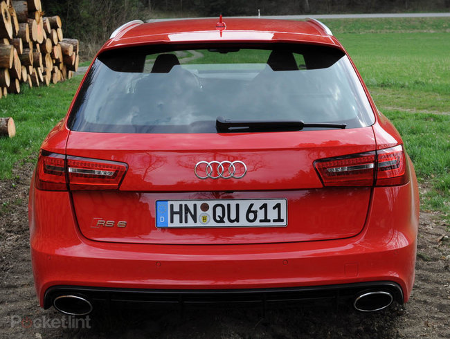 Audi RS6 Avant pictures and hands-on - photo 8