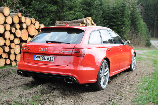 Audi RS6 Avant pictures and hands-on - photo 9