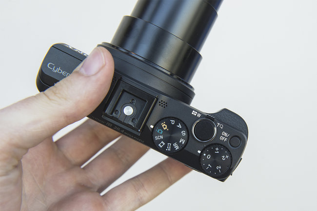 Sony Cyber-shot HX50 pictures and hands-on - photo 3