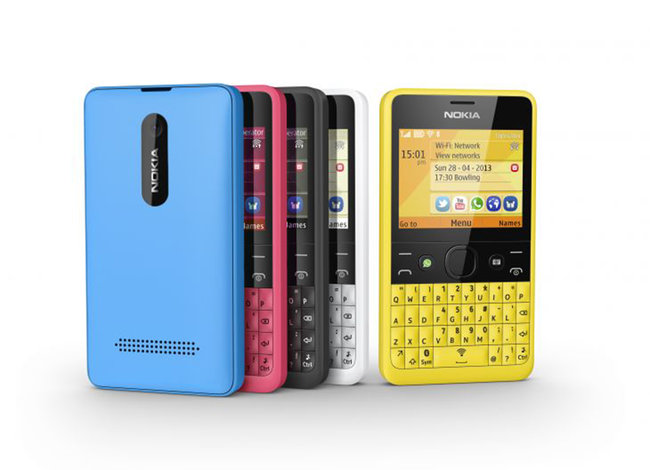 Nokia Asha 210 official, Qwerty keyboard Symbian fun on a budget - photo 1