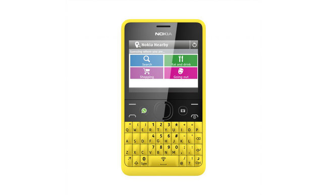 Nokia Asha 210 official, Qwerty keyboard Symbian fun on a budget - photo 3
