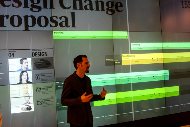 Microsoft Envisioning Center: A tour of the future lab - photo 12