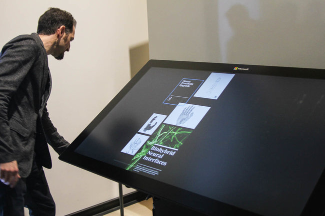 Microsoft Envisioning Center: A tour of the future lab - photo 5