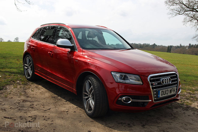 Audi SQ5 TDI pictures and hands-on - photo 2