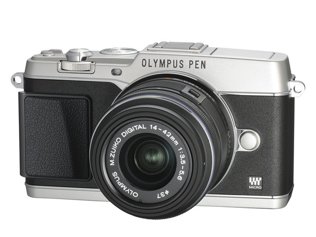 Olympus Pen E-P5 gets pro: OM-D image quality, 1/8000th max shutter and Wi-Fi on board - photo 1