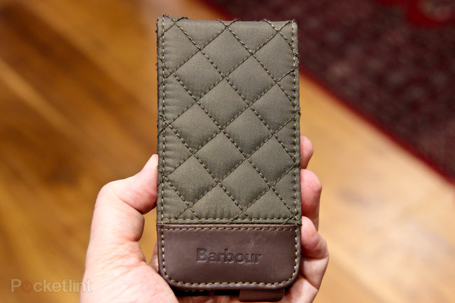 Barbour iPhone and iPad cases by Proporta pictures and hands-on - photo 1