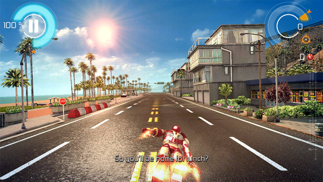 App of the day: Iron Man 3 review (iPhone and Android) - photo 3