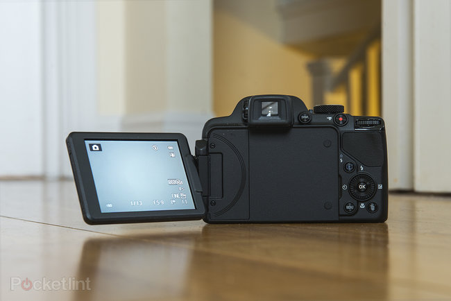 Nikon Coolpix P520 review - photo 3