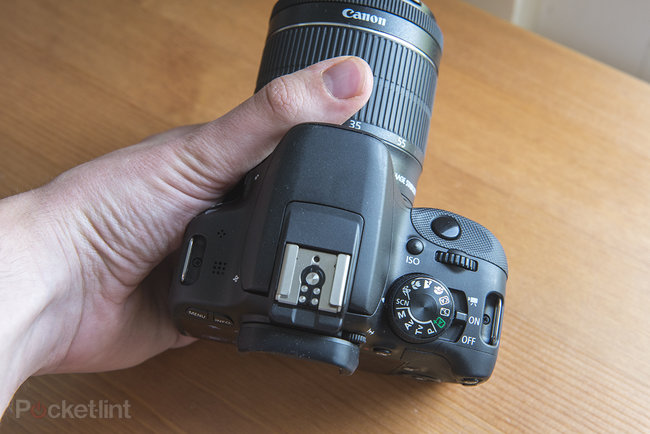 Canon EOS 100D review - photo 3