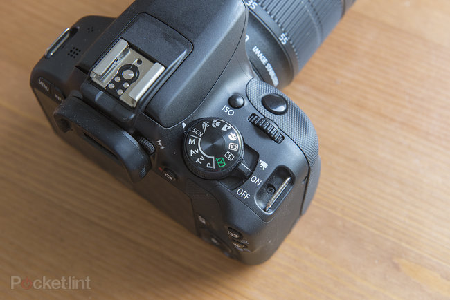 Canon EOS 100D review - photo 7