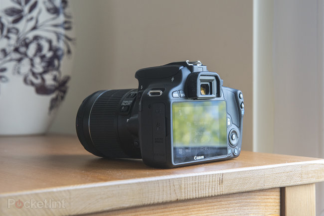 Canon EOS 100D review - photo 8