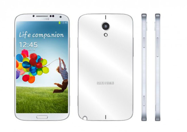 Leaked Samsung Galaxy Note 3 picture said to be entirely different phone, three prototypes detailed - photo 1