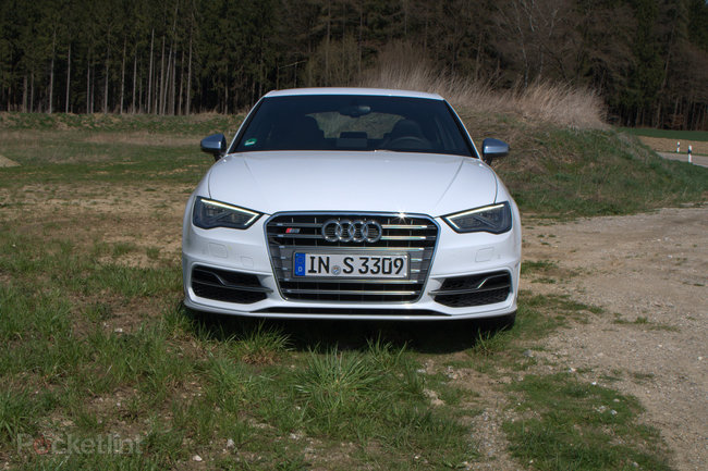 Audi S3 pictures and hands-on - photo 16