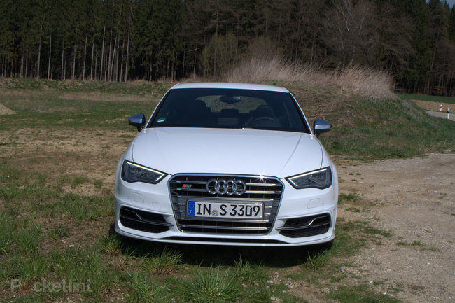 Audi S3 pictures and hands-on - photo 3