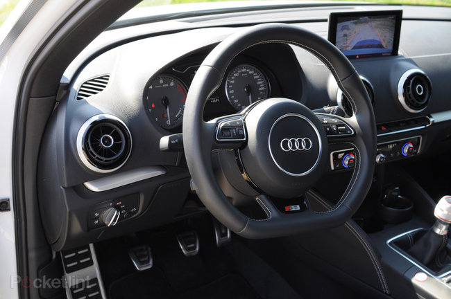 Audi S3 pictures and hands-on - photo 30