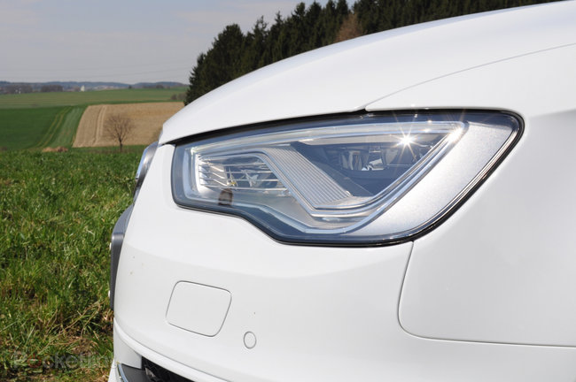 Audi S3 pictures and hands-on - photo 4