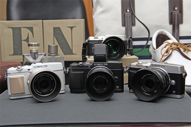 Olympus PEN E-P5 shot in the wild, Wi-Fi and 16-megapixel sensor rumoured - photo 3