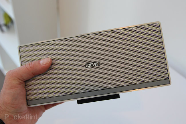 Loewe Speaker 2go has apt-X Bluetooth, NFC and portability for £269 - photo 8