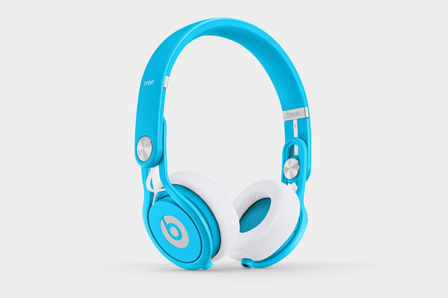 Beats Mixr headphones now come in retina-burning neon colours - photo 1