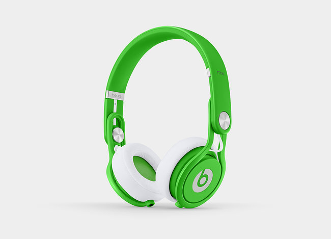 Beats Mixr headphones now come in retina-burning neon colours - photo 2