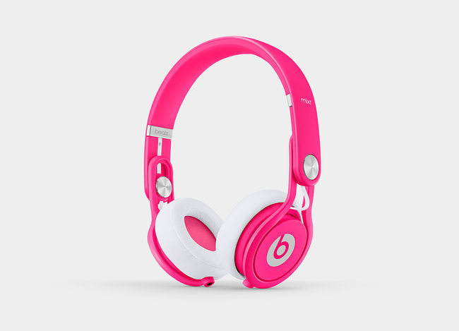 Beats Mixr headphones now come in retina-burning neon colours - photo 4
