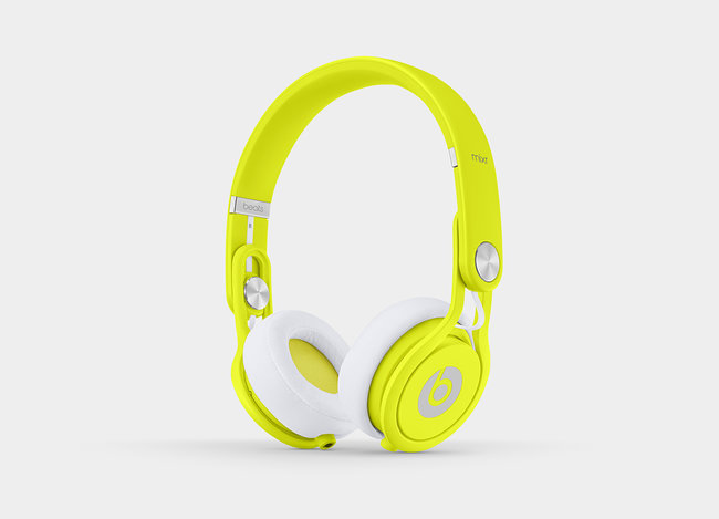 Beats Mixr headphones now come in retina-burning neon colours - photo 5