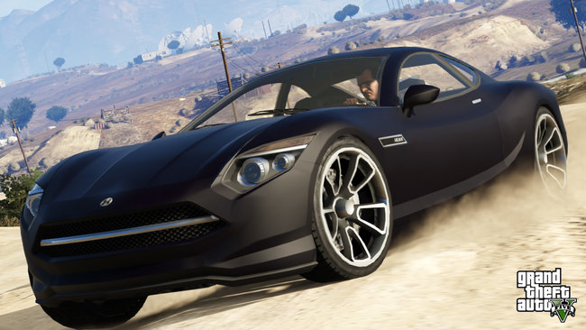 GTA V: New action screens arrive, excitement ratchets up a notch - photo 1