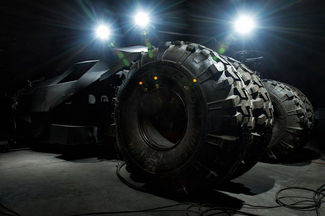 Batmobile to race in Gumball rally, team builds custom Batman Tumbler - photo 2