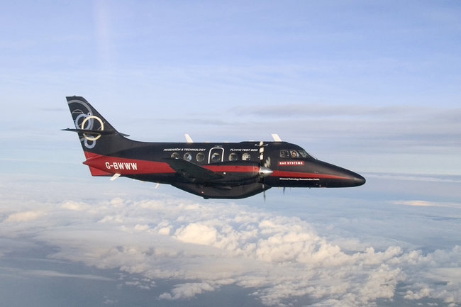 First unmanned flight takes place in UK airspace, 500-mile trip controlled remotely - photo 2