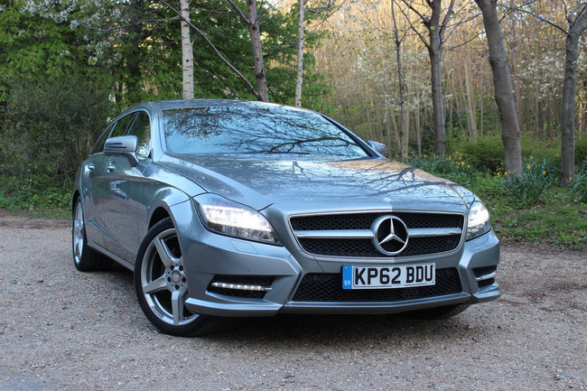 Mercedes-Benz CLS 250 CDI BlueEfficiency AMG Sport Shooting Brake - photo 1