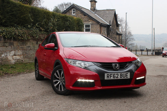Honda Civic 1.6 i-DTEC SE review - photo 1