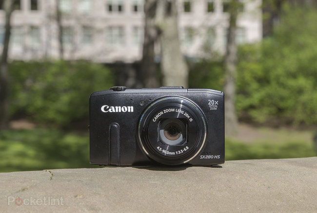 Canon PowerShot SX280 HS - photo 1