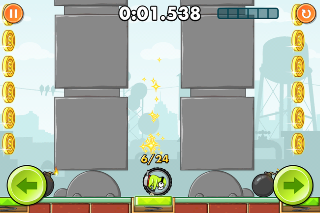 App of the day: Boom! review (iPhone) - photo 13