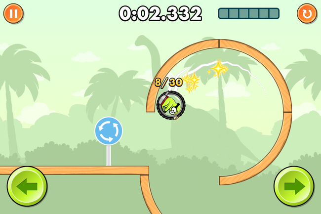 App of the day: Boom! review (iPhone) - photo 9